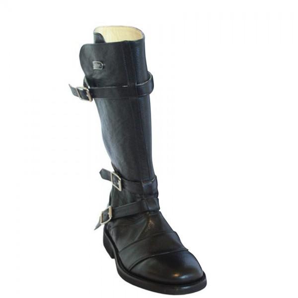 "GASOLINA Boots - ""Autobahn"" - black"