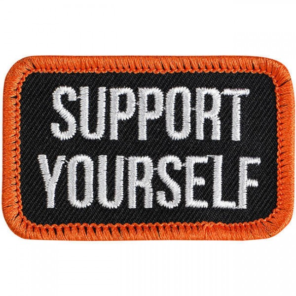 """BILTWELL Patch - """"Support Yourself"""""""