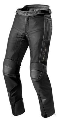 """REV'IT Lederjeans - """"Gear 2"""" - wasserdichte Herren Motorradhose"""