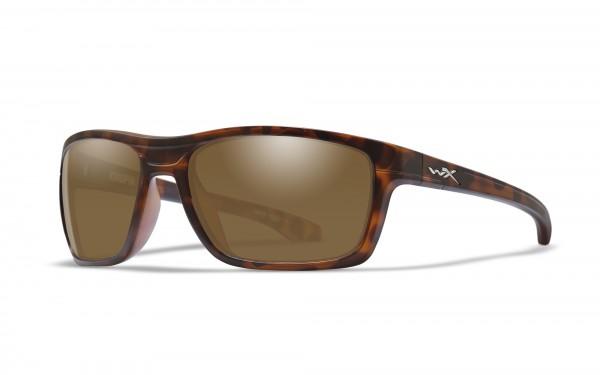 Wiley X glasses Kingpin Brown