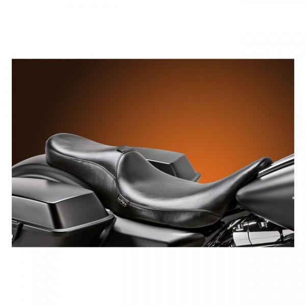 """LEPERA Seat - """"LePera, Silhouette 2-up seat. Gel"""" - 08-20 Touring"""