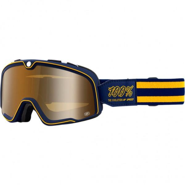 "100% BARSTOW vintage motocross goggles - ""Rat Race"""