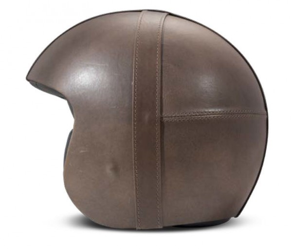 "DMD Vintage Leather - ""Bowl Smoked Grey"" - ECE"