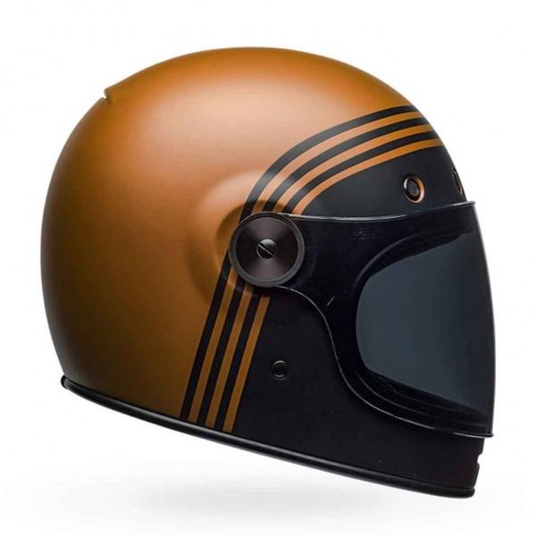 BELL Helmet Bullitt DLX Forge Black Copper ECE