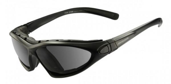 JOHN DOE Sonnenbrille Five Star Photochromic selbsttönend klar zu dunkel