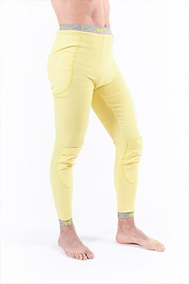 "BOWTEX Pants - ""Standard Leggings"" - yellow"
