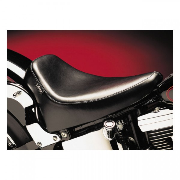 """LEPERA Sitz - """"Silhouette Deluxe solo seat. Smooth. Gel"""" - 84-99 SOFTAIL(NU)"""