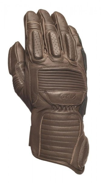 "ROLAND SANDS Gloves - ""Ace"" - tobacco"