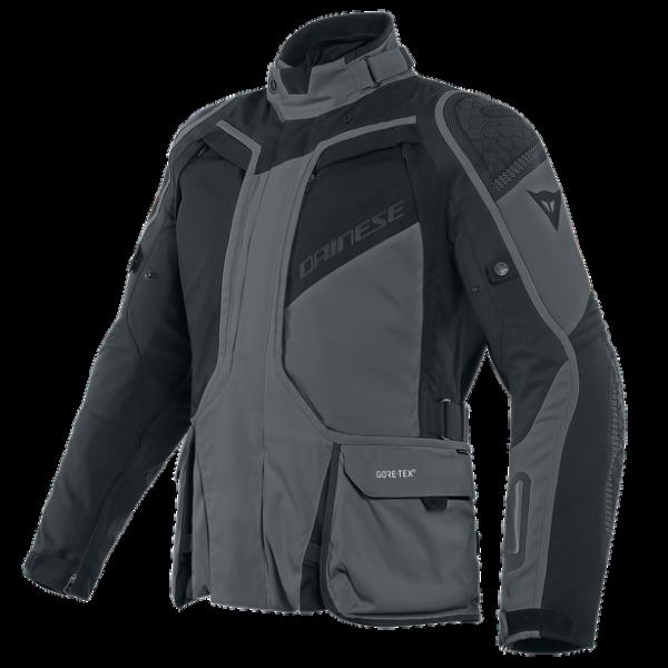 DAINESE Motorcycle Jacket D-Explorer 2 Black and Ebony
