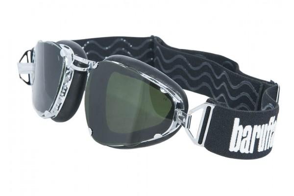 "BARUFFALDI - ""Senior Pelle 259"" - Motorradbrille"