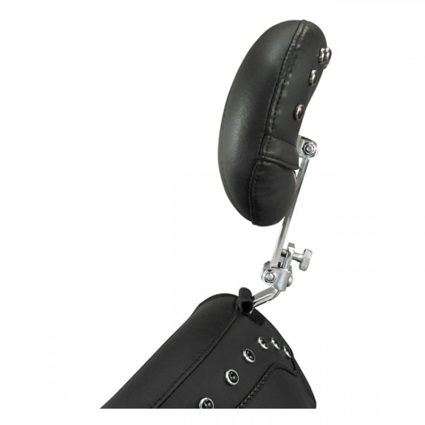 """MUSTANG Seat - """"Mustang, offset rider backrest post only"""" -"""