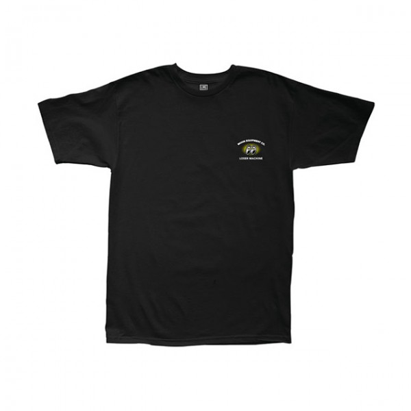 LMC x MOONEYEY T-Shirt Fastest Lap schwarz