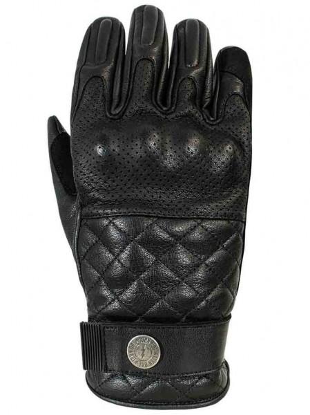 JOHN DOE Handschuhe Tracker CE schwarz
