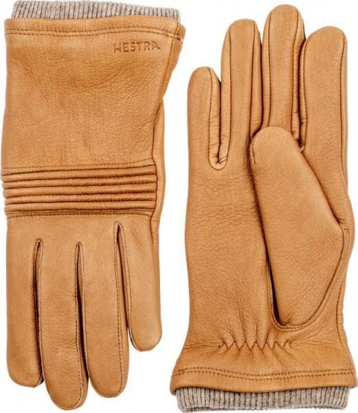"HESTRA Women's Gloves - ""Isa"" - cork"