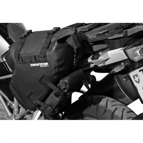 "ENDURISTAN Saddle Bags ""Blizzard L"" waterproof, 2x 12L"