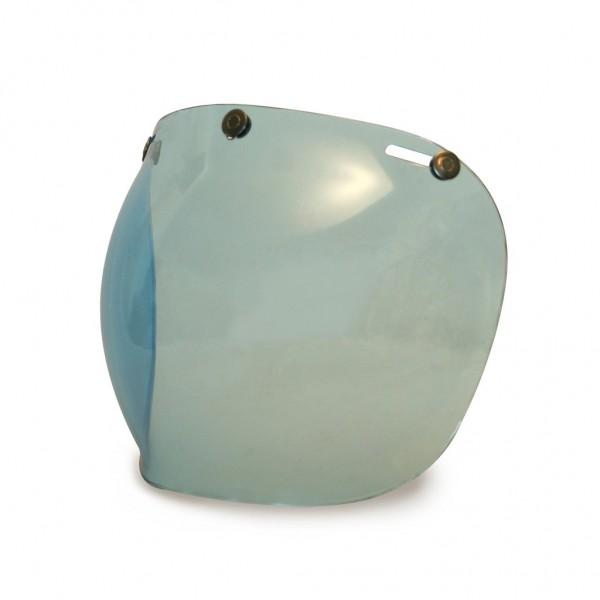Hedon Hedonist Visor Bubble blue, Gunmetal