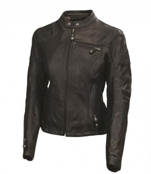 """ROLAND SANDS Women's Jacket - """"Maven"""" - black"""