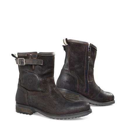 "REV'IT Motorcycle Boots - ""Bleeker"" - dark brown"