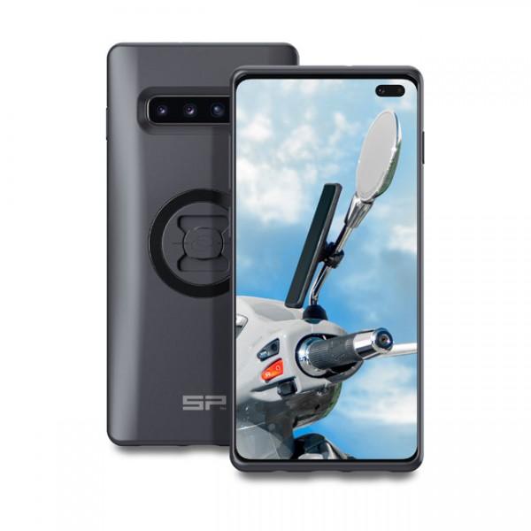 SP CONNECT Phone Holder Moto Mirror Bundle LT Samsung S10+