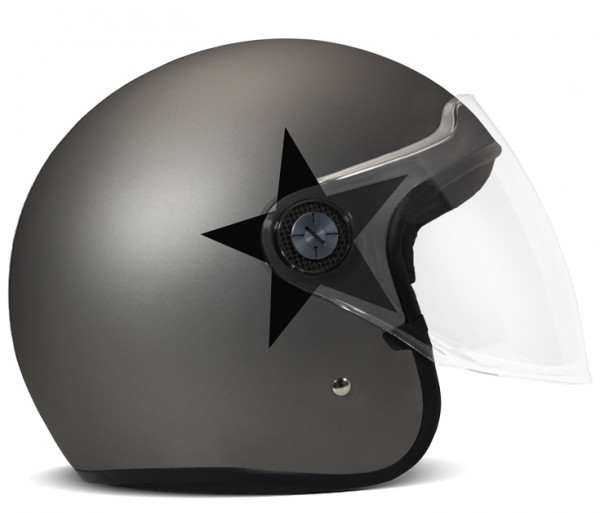 DMD Jethelm P1 Star Grey