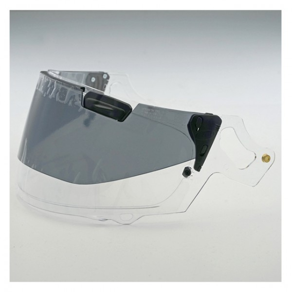 ARAI Concept X Visier Vas V Max Vision and Pro Shade System with grey tint