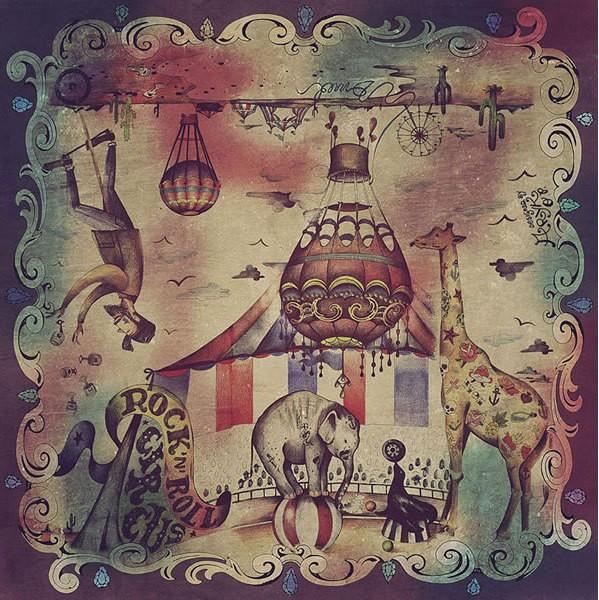 Bandana Circus by DMD