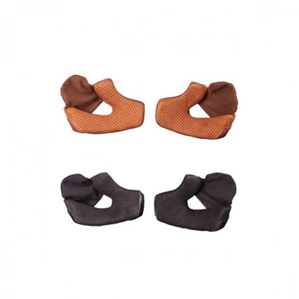 BELL Bullitt cheek pads brown or black